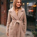 Стильне зимове пальто
