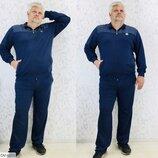 Мужской спортивный костюм батал