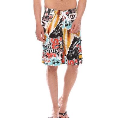 Яркие мужские летние, пляжные шорты,шорты для купания,Распродажа последний размер