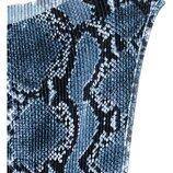 Плиссированное платье H&M Размер m