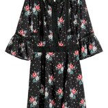 Креповое платье H&M Размер