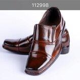 Туфли коричневые. Три вида моделей. Новые