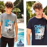 Мужские футболки турецкие 4072