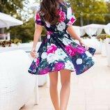 Платье Платье DV-3911 Арт. DV-3911 Цена 390 грн. Размер 42-46 Ткань софт лёгкая и прохладная Цве