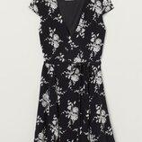 Креповое платье H&M Размер 36