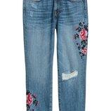 Джинсы Vintage High Jeans H&M Размер 46