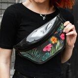 Женская сумочка Sоuth Frеsh Flоwеrs | Бананка
