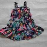 платье для девочки на 3-4 года