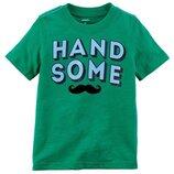 Стильная футболка на мальчика 4-5 лет