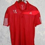 Футболка рубашка - поло adidas response rr tennis clima cool, оригинал, на 52 р-р.