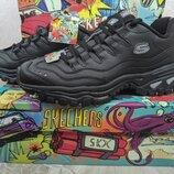 Skechers Energy Brunkz мужские черные кроссовки оригинал 43 28см