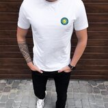 Футболка Pobedov Peremoga -Club біла