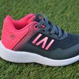 Розовые детские кроссовки Nike найк для девочки р26-30