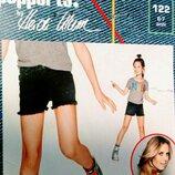 Классные джинсовые шортики немецкой фирмы Pepperts от Heidi Clum Hjcn 122