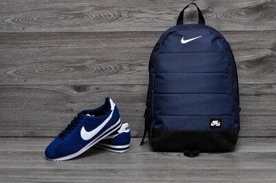 Рюкзак Nike AIR с кож. дном