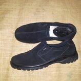 7р-27 см замша туфли Ara Goretex