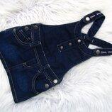 Стильный джинсовый сарафан Kitchoun