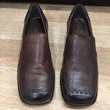 Туфли, ботинки, натуральная Кожа. Р 38 Германия