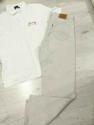 Продано: Фирменный мужские джинсы на высокого парня .