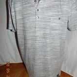 Катоновая стильная футболка бренд Jean Pascale.л -м.