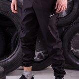 Спортивные штаны черные Nike Найк