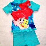 Костюм для плавания, комплект для купания на девочку 6-12 мес. Disney
