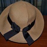 Шляпа панамка