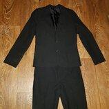 Школьный костюм пиджак и брюки
