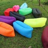 Надувной матрас-диван Cloud Lounger, 200 см х 60 см