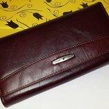 Женский кошелёк Tailian T809 из натуральной кожи с двумя отд. для мелочи