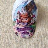 Детская кепка принцесса София Эльза Минни Маус щенячий патруль Скай