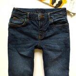 Эластичные джинсовые шорты Next,рост 140 см 10 лет .