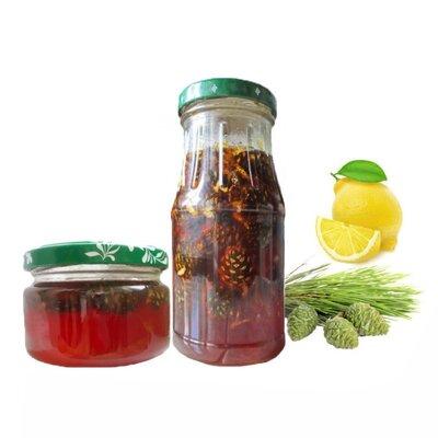 Варенье из сосновых шишек с лимоном домашняя деликатесная консервация