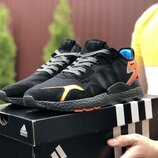 Мужские кроссовки 9428 Adidas Nite Jogger Boost 3M