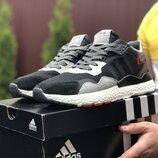 Мужские кроссовки 9431 Adidas Nite Jogger Boost 3M