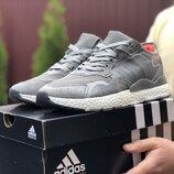 Мужские кроссовки 9436 Adidas Nite Jogger Boost 3M