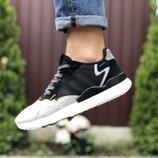 Мужские кроссовки 9438 Adidas Nite Jogger Boost 3M