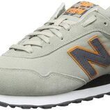 Мужские кроссовки New Balance Men's 515v1 Sneaker, Stone Grey/Magnet/Desert Gold, 18. Сша. Оригинал.
