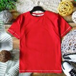8лет.Красная футболка Next .мега выбор обуви и одежды