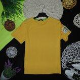 10-11лет.Жёлтая футболка George.мега выбор обуви и одежды