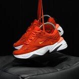 Женские кроссовки Nike M2K Tekno Red   36-40.