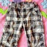 Продам шорты-карго, HM, Америка, 4-5 лет