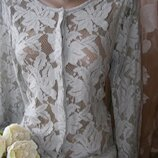 Rosemunde блуза кружево хлопок-вискоза L-XL-размер