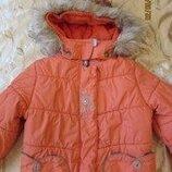 Продам зимнюю куртку Ленне Lenne 104