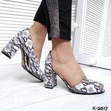 К-2017 туфли женские, туфли, туфли Натуральная кожа, туфли кожаные