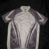 размер L, спортивная вело футболка термо от Crane