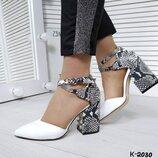 к-2030 туфли женские, туфли, туфли Натуральная кожа, туфли кожаные
