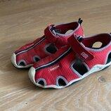 Босоноги сандали 33 рр 21 см стелька GEOX Джеокс спортивные детские