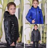 Демисезонная курточка Porche 116-164р. ,05
