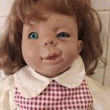 Характерная коллекционная кукла Pakos